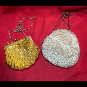 La Regale Vintage evening bags